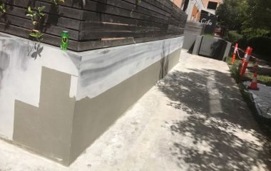 cement rendering services