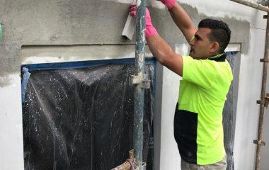 cement renderer