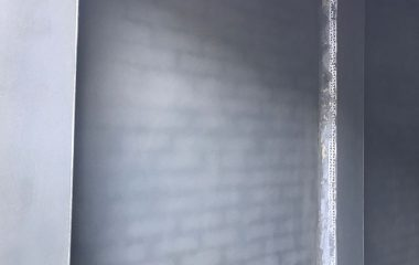 Cement Rendered wall
